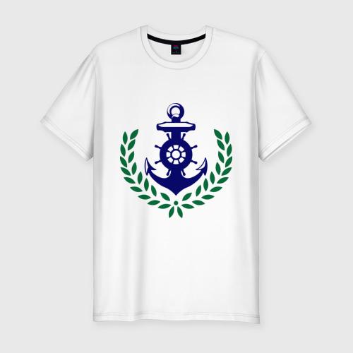 Мужская футболка премиум  Фото 01, Anchor