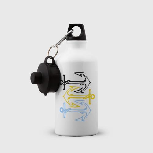 Бутылка спортивная  Фото 03, Anchors