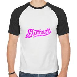 Summer надпись