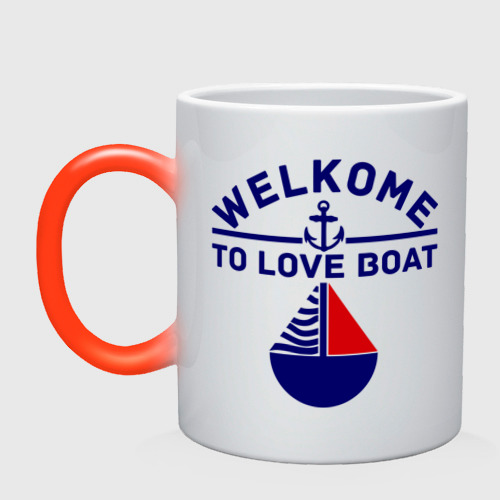 Welcome to love boat