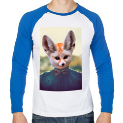 Фенек в рубашке