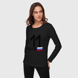 Республика Коми - 11 (А111АА)