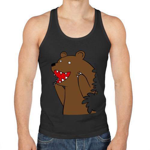 Медведь цензурный