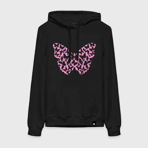 Бабочка в бабочках