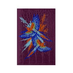Flying parrots