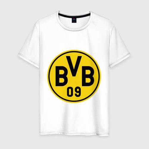 Мужская футболка хлопок Borussia Dortmund