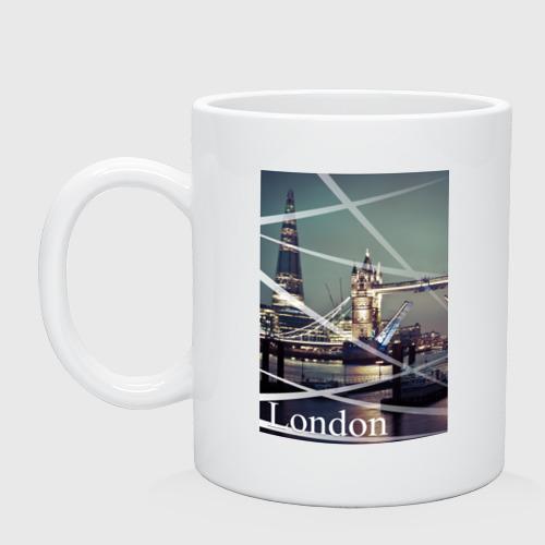 Кружка  Фото 01, Лондонский мост