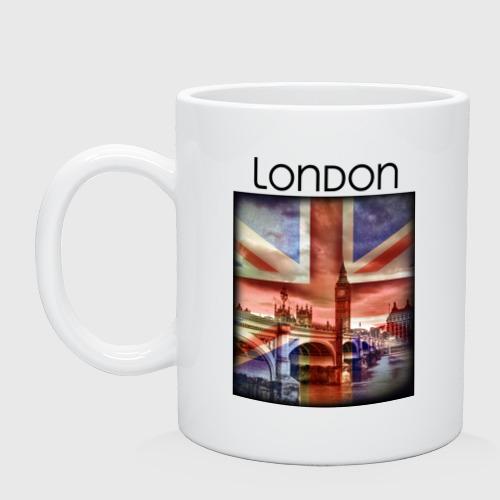 Кружка  Фото 01, Big Ben London