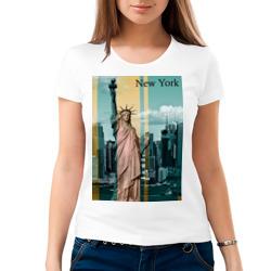 NY cтатуя свободы