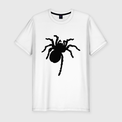 Мужская футболка премиум  Фото 01, Паук (spider)
