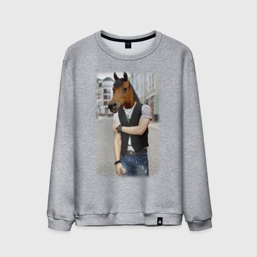 Конь в жилете