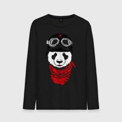 Панда байкер