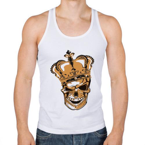 Череп с короной