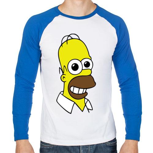 Гомер с расширенными зрачками