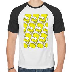Узор Барт Симпсон