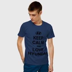 keep calm and love hyundai
