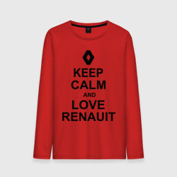keep calm and love renauit