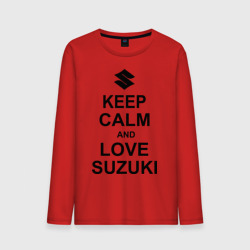 keep calm and love suzuki