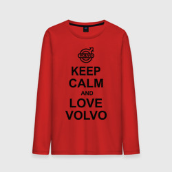 keep calm and love volvo