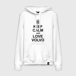 keep calm and love volvo