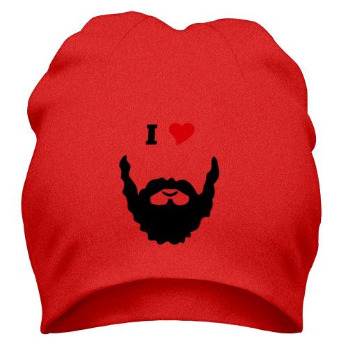 Люблю бороду