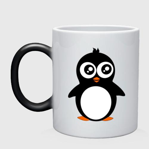 Милый пингвин.