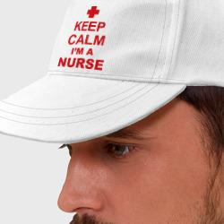 Keep calm i\'m a nurse