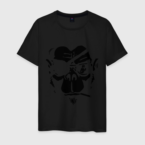 Мужская футболка хлопок Мистер Горилла Фото 01