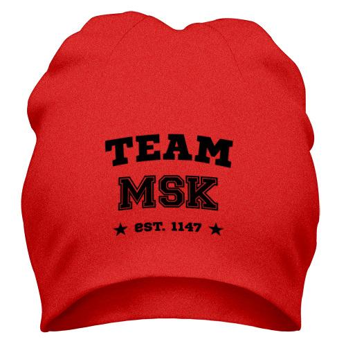 Шапка Team Moscow