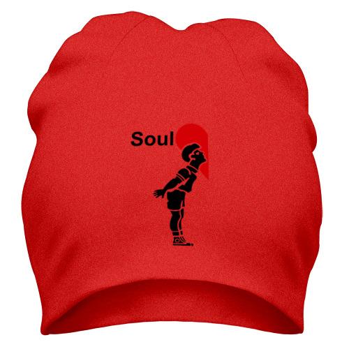 Шапка Soul Mate (родная душа).