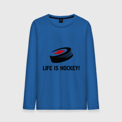Life is hockey!