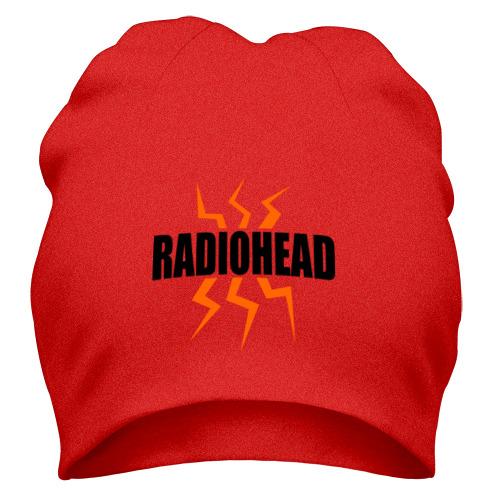 Шапка Radiohead.