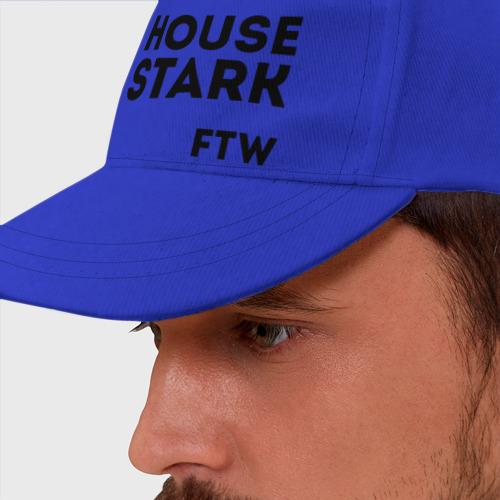 Бейсболка House Stark FTW
