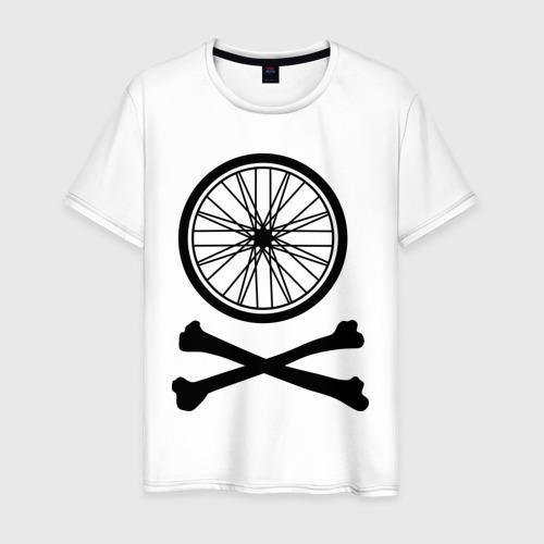 Мужская футболка хлопок Bicycle