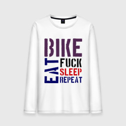 Bike eat sleep repeat