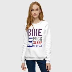 Bike eat sleep repeat