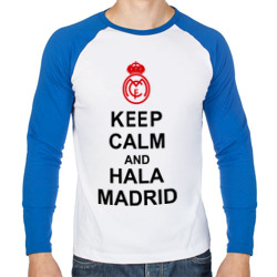 keep calm and Hala Madrid