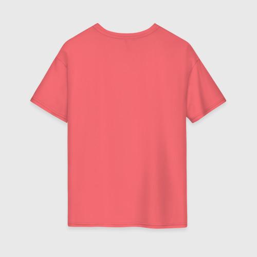 Женская футболка хлопок Oversize Сережкина любимка Фото 01