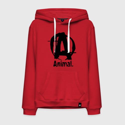 "Мужская толстовка ""Animal 2"" - 1"