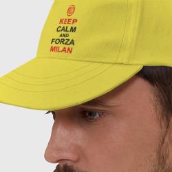 keep calm and Forza Milan