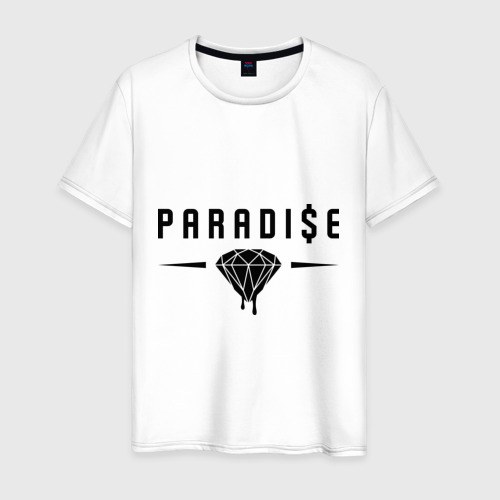Мужская футболка хлопок Paradise Diamond