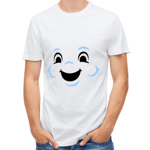 Мужская футболка полусинтетическая  Фото 01, Zephyr Man