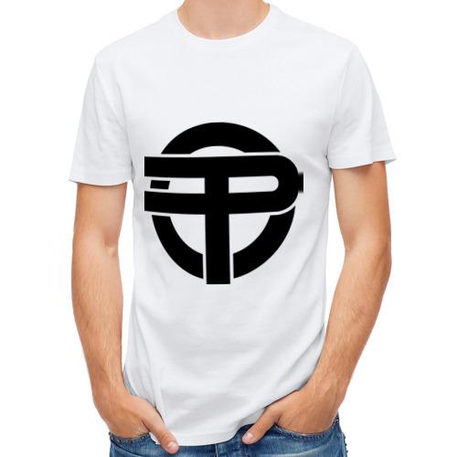 Мужская футболка полусинтетическая  Фото 01, FPavilion