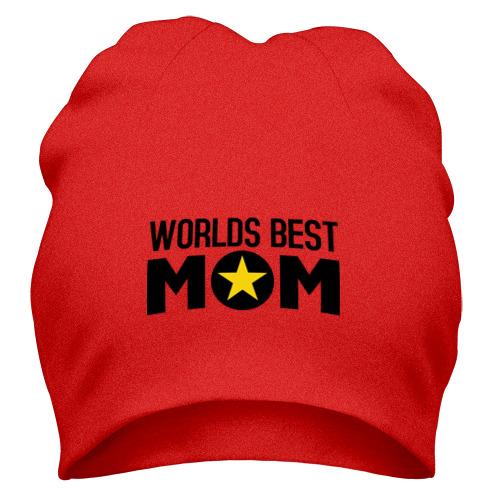 Шапка Worlds Best Mom