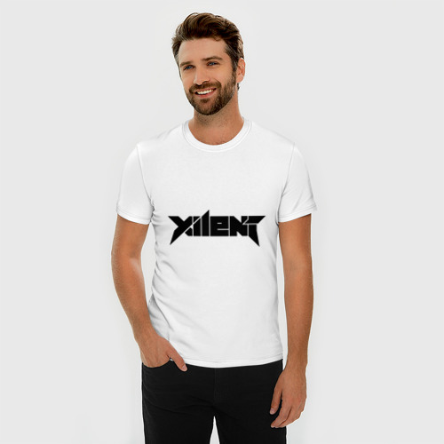 Мужская футболка премиум Xilent