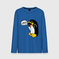 """Пингвин: \""""Linux\"""""""