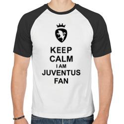 keep calm I am juventus fan