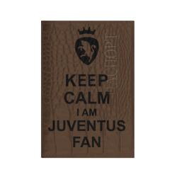 keep calm I am juventus fan