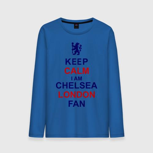 keep calm I am Chelsea London fan