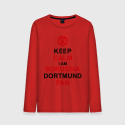 keep calm i am Borussia Dortmund fan